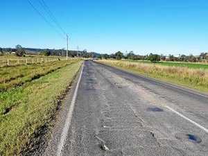 Lismore drivers risk lives to avoid 'monstrous' potholes