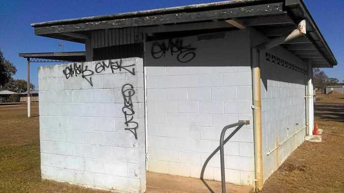 'WIT'S END': Vandals continue to target showgrounds