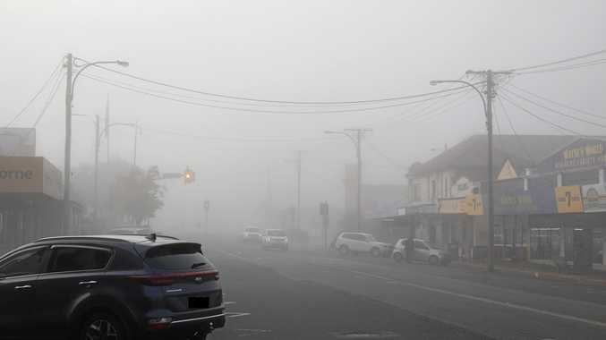 Foggy starts continue for South Burnett commuters