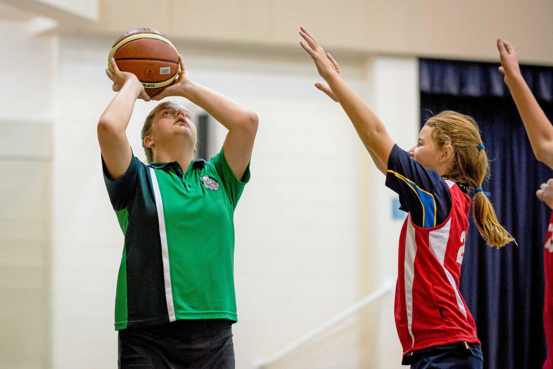 Basketball - Breanna Thornley - Erikson U/12
