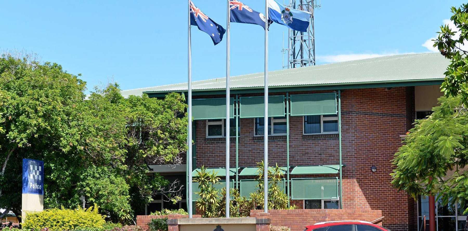 POLICE: Bundaberg Police Station.