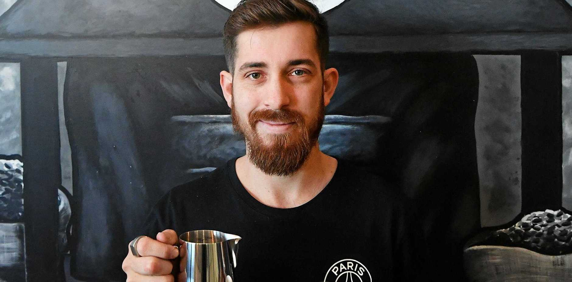 Owner operator Zac Carew and partners are opening their third espresso bar, Bean There Done That, at Bli Bli Village Centre.