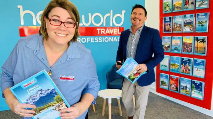 Say hello to the world at this new Ballina business