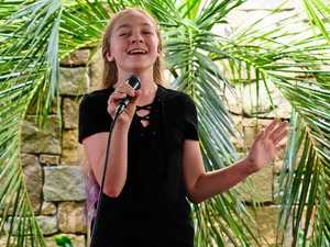 Kaydee secures spot in Young Whitsunday's Got Talent final