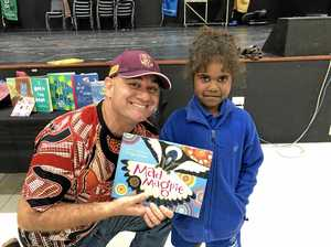 Indigenous storytelling opens new world to students
