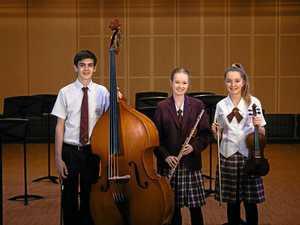 Good Shepherd college musicians invited to winter school