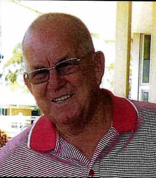 VALE: Charles 'Charlie' Johnson passed away on July 10.