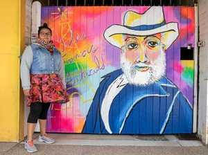 MURAL: Maryborough's tie to nation's most coveted art prize