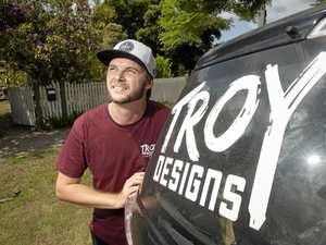 PEOPLE'S CHOICE: Troy's leap of faith pays off