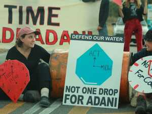 Anti-Adani protesters make more threats