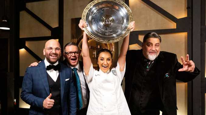 MasterChef trio in position for Netflix deal