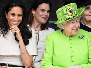 Queen's bonkers way of getting dressed