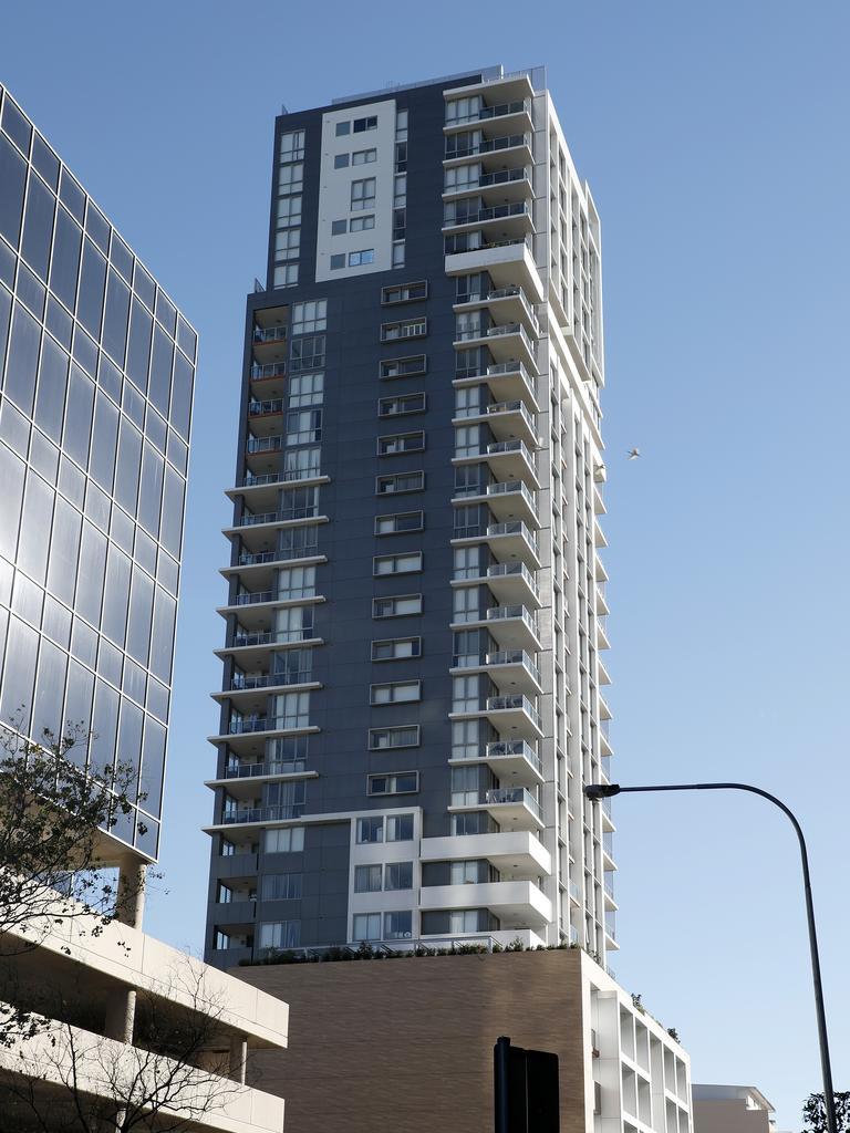 Parramatta Rise Apartments.