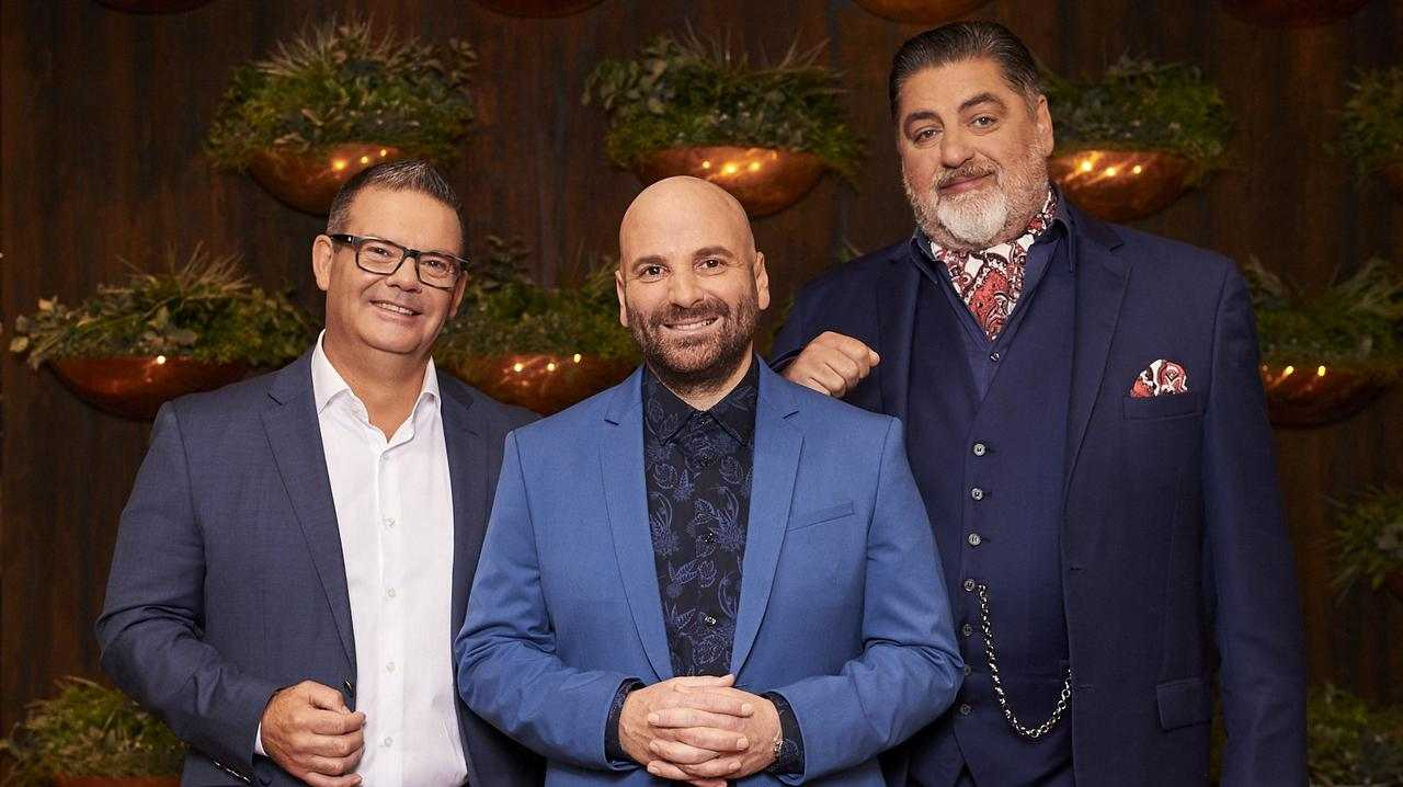 MasterChef's long-running and original trio is gone.