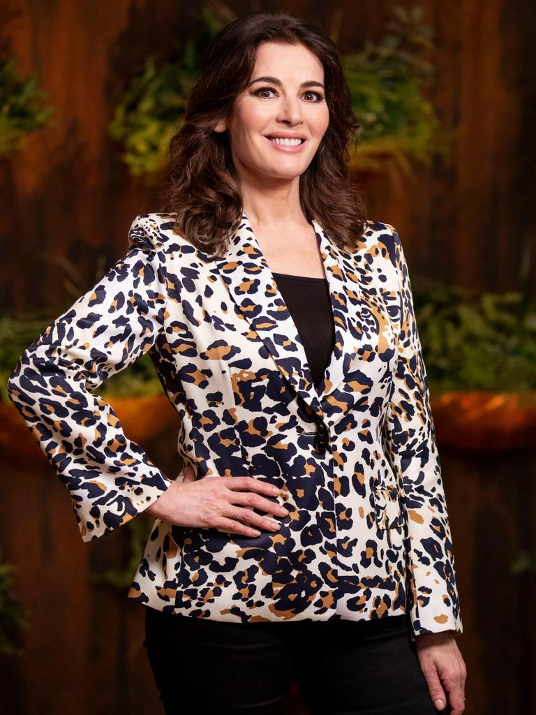 Could fan-favourite Nigella Lawson sign on for a permanent gig next season? Picture: Channel 10