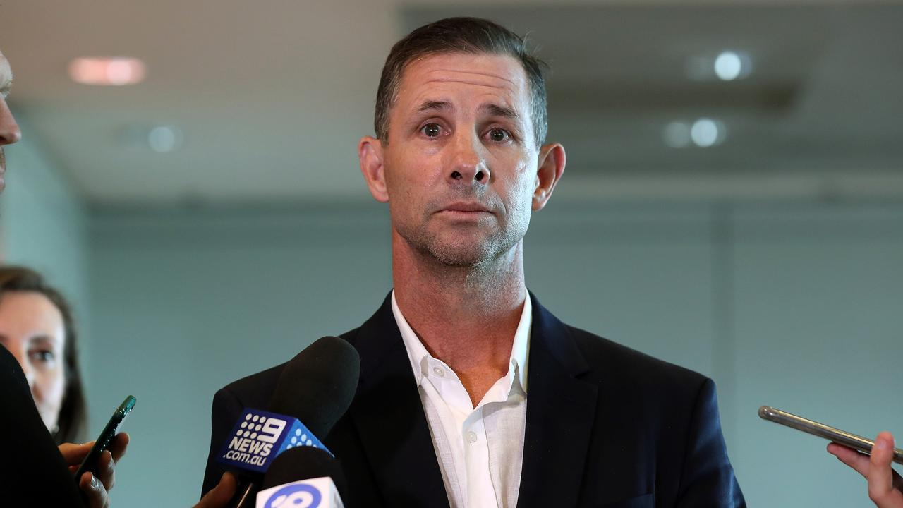 NRL clubs are concerned how Coyne will reflect on future issues players face. Photo: Toby Zerna