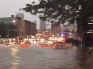 Flash floods hit New York as locals brace for worse to come