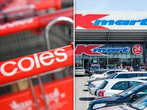 Coles takes on Kmart with homewares move