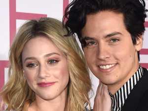 TV sweethearts' shock breakup