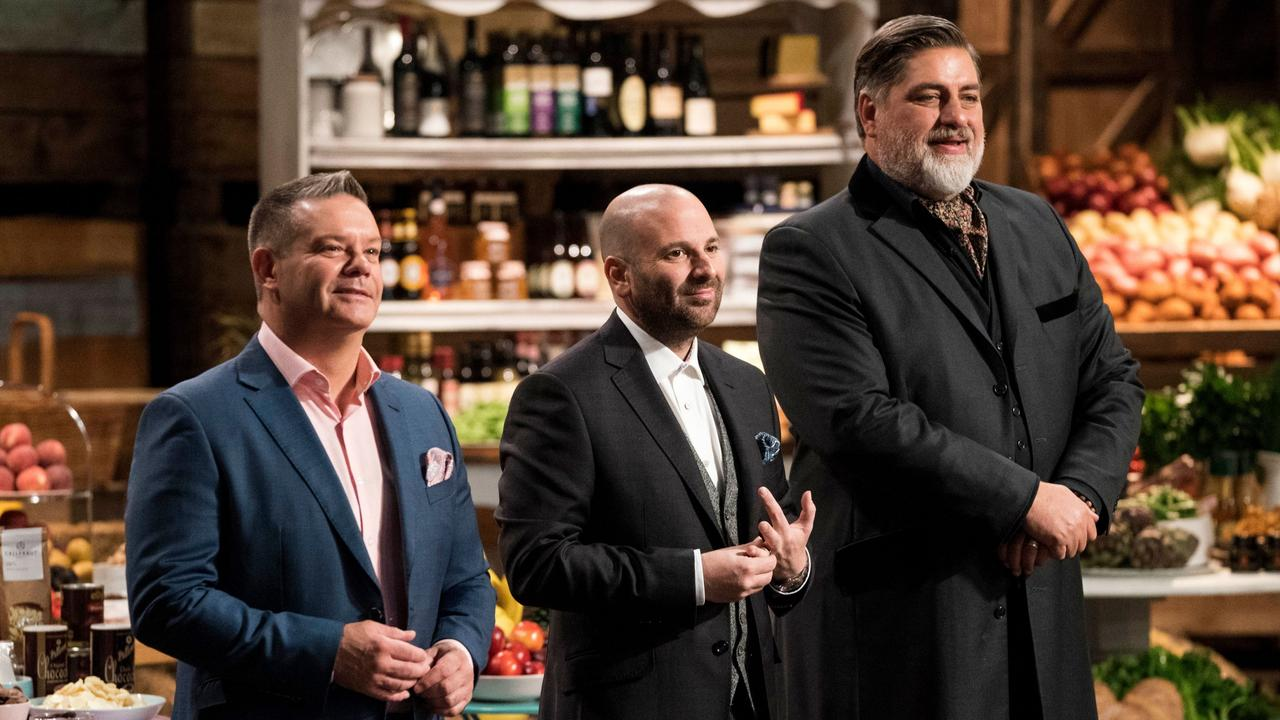 The trio, who have started a production company together, reportedly wanted a 40 per cent pay rise and a slice of international profits. Picture: Supplied/Ten