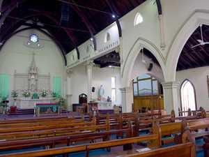 Maryborough church gets set to mark 150th celebration