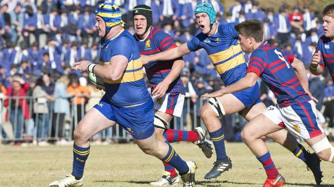 Thousands to flood into city for epic rugby grudge match