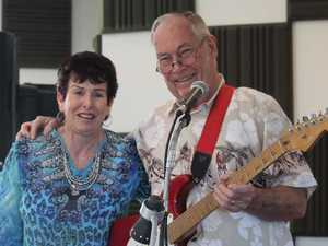 Musical morning allows older residents escape city blues