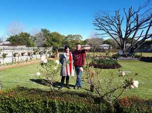 Award-winning gardener talks petal power and recovery