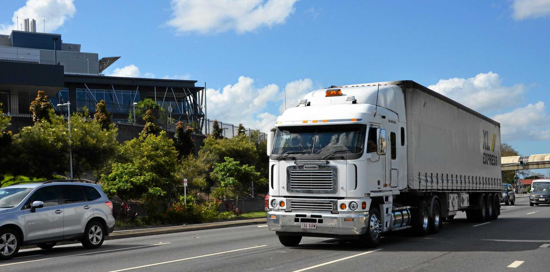 FIGHTING BACK: Drivers are standing together for a safer and fairer industry, say the TWU.
