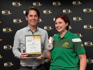 Spencer skates in as senior sportsperson of the month