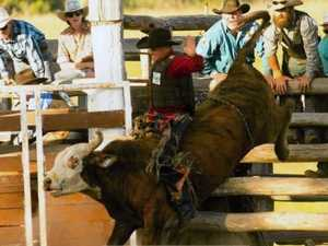 Local cowboy shares bull riding winning secrets