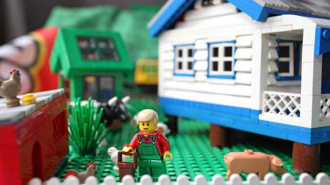 Lego thief busted after shifty Macca's carpark exchange