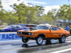 PICS: Drags to whet appetite for Gladstone's petrol heads
