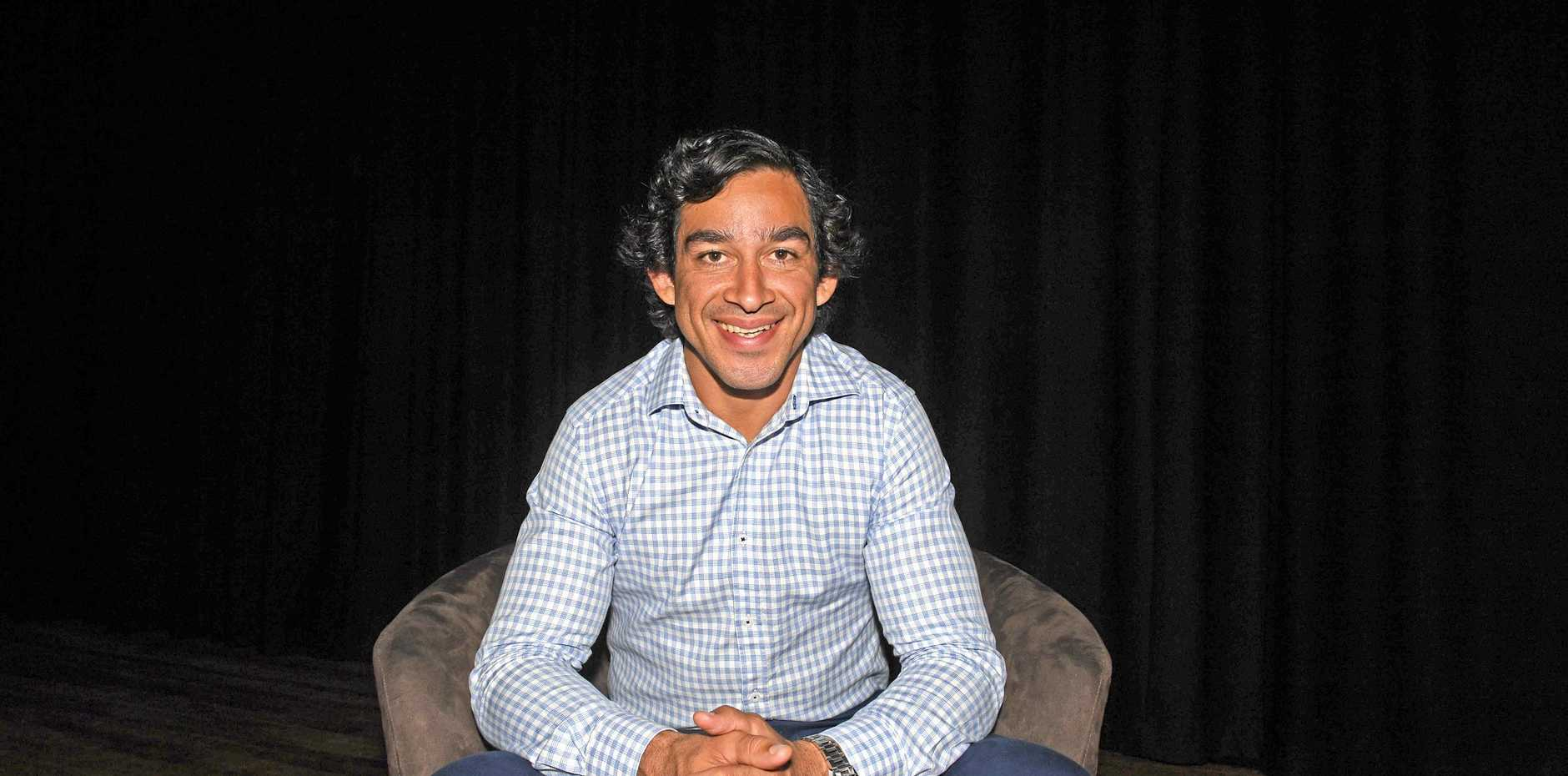 EXCITING NEWS: NRL great Johnathan Thurston has announced he is heading to the Balonne Shire next month.