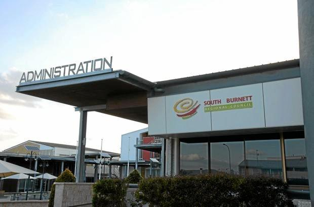 South Burnett Regional Council.