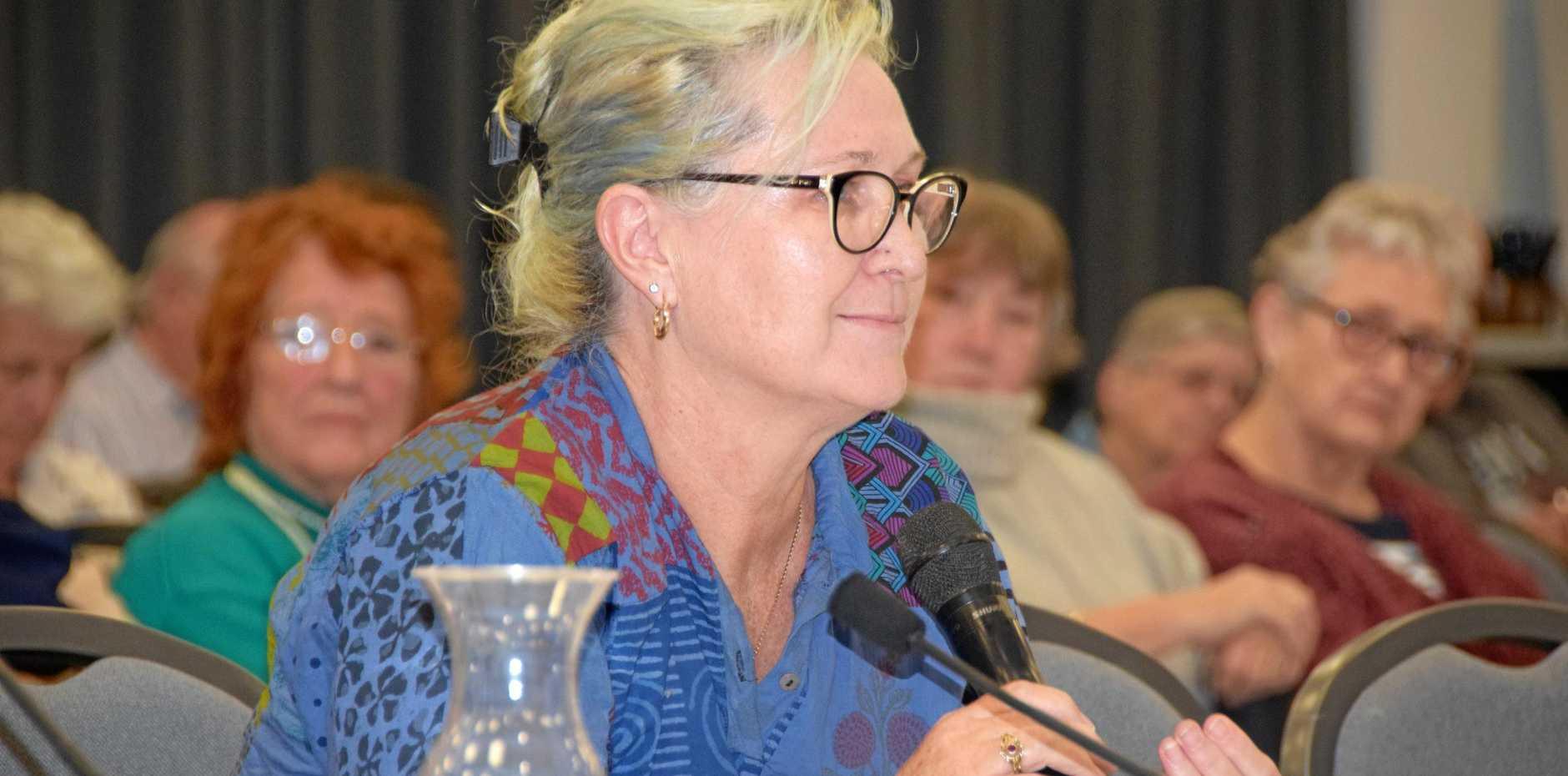 CHANGE NEEDED: Linda Gardiner