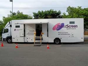 BreastScreen bus rolls into Cannonvale