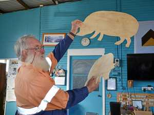 Men's Shed preps pigs and more for BaconFest