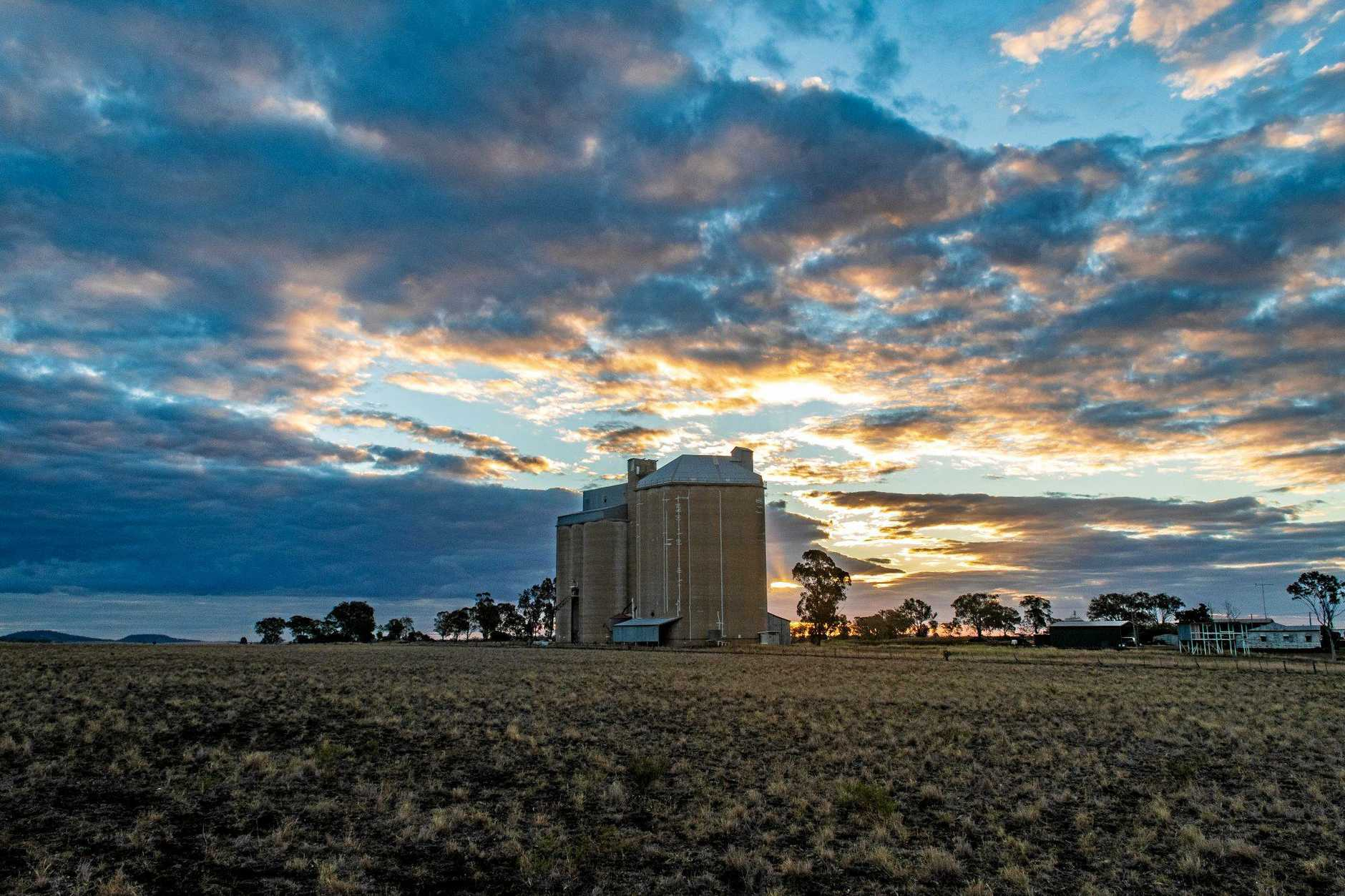 Brandon Long of Watchdog Photography took these photos from the Darling Downs region.