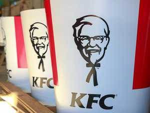 MEET THE COLONEL: Giveaways and games as KFC announces party