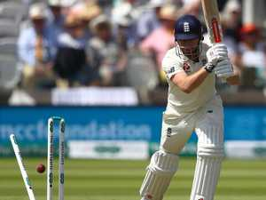 Poms humiliated on Ashes eve by Test minnows