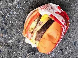 The 'perfect' burger baffling everyone