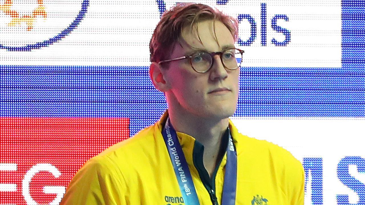 Gwangju 2019 FINA World Championships: Swimming - Day 1