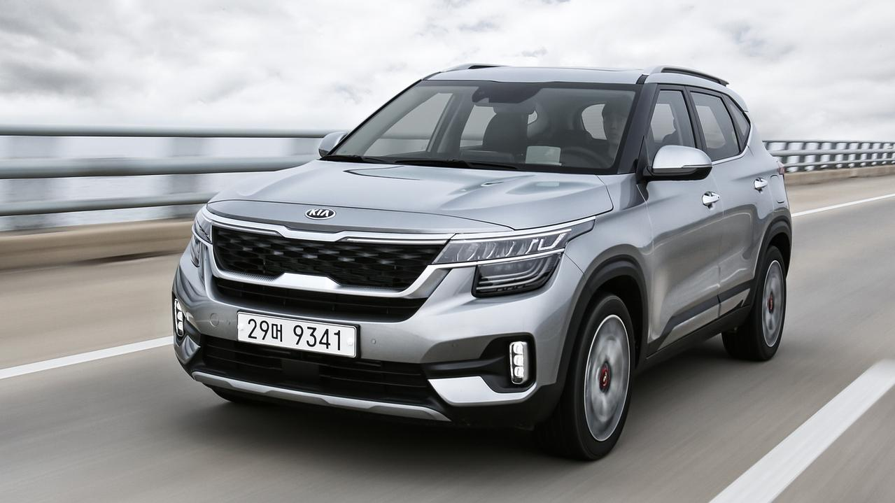 The Kia Seltos will be in Australian showrooms later this year.