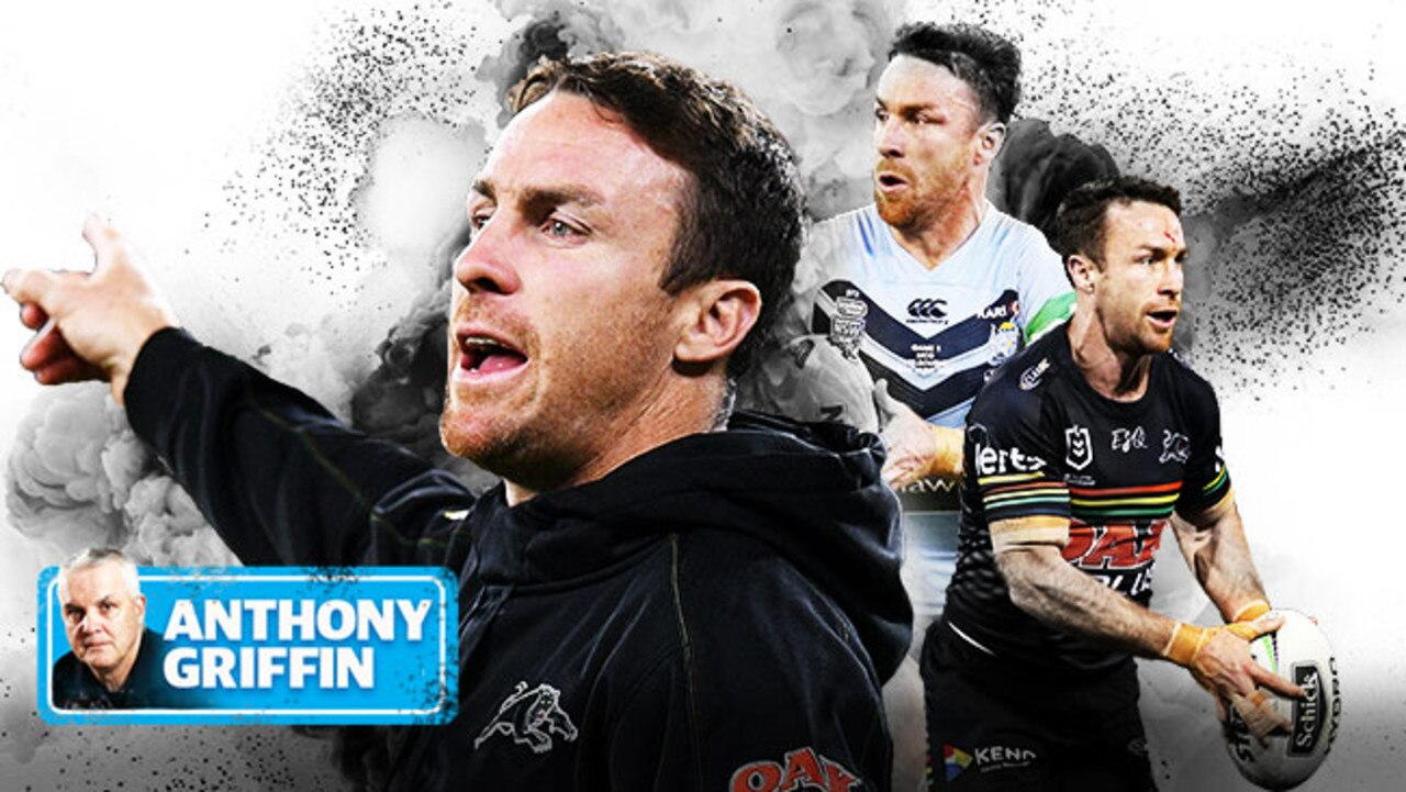 James Maloney is one of a kind and the NRL will be poorer without him.