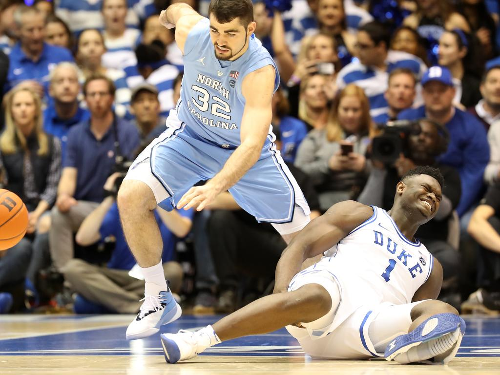This image of Zion's shattered shoe wiped $2 billion off Nike's share value.