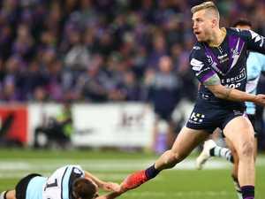 Munster hits back at Gould's harsh title snub