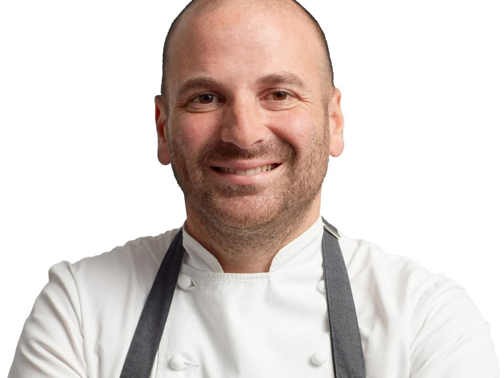 Chef George Calombaris at least still has his thriving empire of more than 20 restaurants. He underpaid workers to the tune of $7.8 million and paid just a $200,000 fine. Picture: Supplied