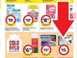 SUPERMARKET WARS: Ominous change in catalogues for big three