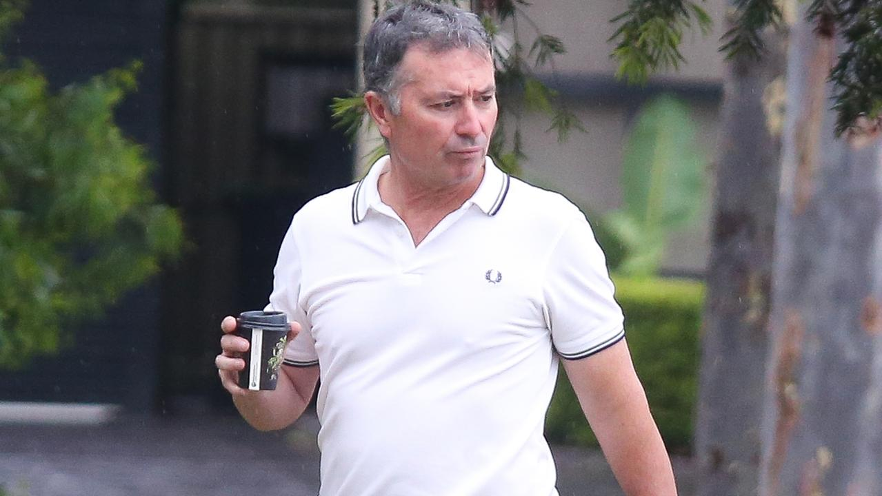 John Fitzgerald is expected to be charged at Burwood Police Station today.